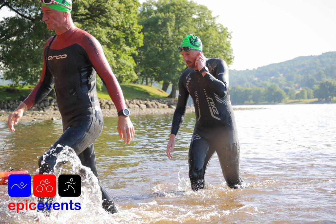 Coniston Swim