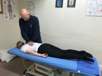 Local professional physiotherapist based in Southport