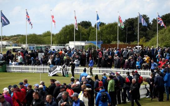 British Masters Southport 2